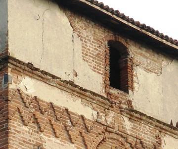 Cornicione torre