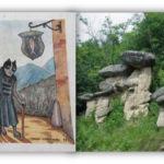 Dalle vallate di Cuneo due meravigliose rarità: i murales di Pinocchio a Vernante e i ciciu in località Villar di San Costanzo
