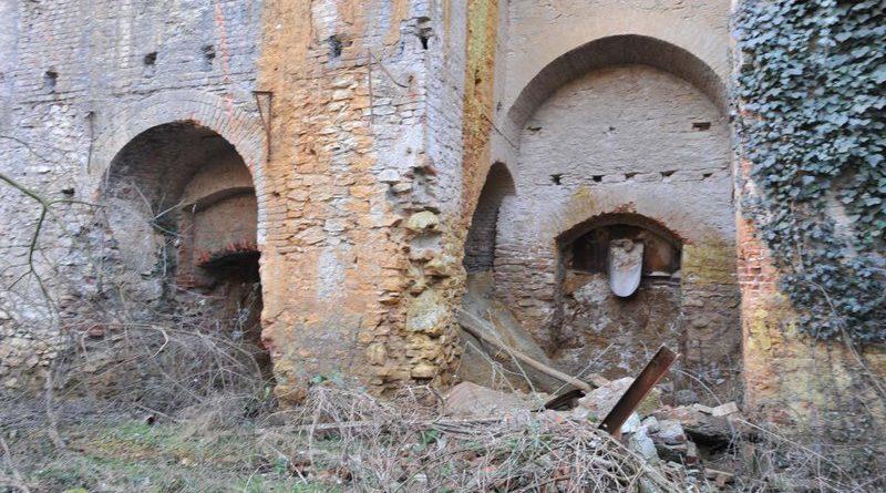 Le cave di Visone (Al) e il progetto di restauro di Fornace Canepa – Ia parte –