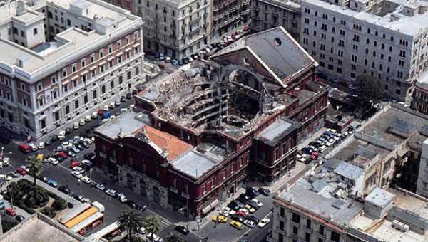 """Il rischio """"incendio"""" nei cantieri di restauro: quali attenzioni occorre prestare?"""