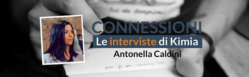 L'Architetto che ama scrivere. Intervista ad Antonella Barbara Caldini