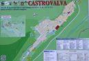 CASTROVALVA  un piccolo borgo ancora autentico  a picco sui monti d'Abruzzo