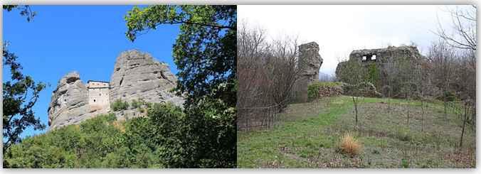Tra l'Appennino e il mare roccaforti e fortificazioni