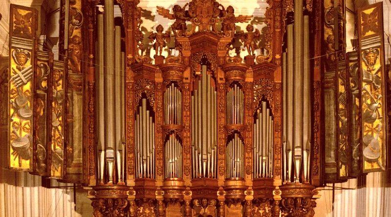 Cenni sull'importanza storica dell'arte organaria in Liguria