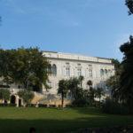 Villa Imperiale a Genova: la meraviglia del giardino e delle terrazze geometriche