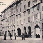 """I porticati pubblici di """"Sottoripa"""" nel cuore del centro storico genovese"""