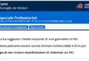 Terremoto: attiva la piattaforma online per i professionisti