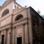 Santa Maria delle Vigne a Genova: tracce di stile romanico, barocco e neoclassico