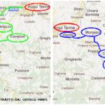 """Dalle """"linee guida"""" del Gal Borba (A. Caldini – D. Bosia): due itinerari lungo le vie del sacro"""