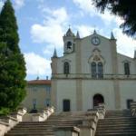 Tra Alto Monferrato e Liguria il santuario della Madonna delle Rocche a Molare
