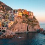 Riomaggiore, Monterosso, Corniglia, Vernazza e Manarola: il meraviglioso territorio delle Cinque Terre