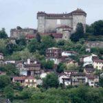 Sulle colline ovadesi l'insediamento rurale di Silvano d'Orba