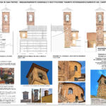 Nuovi lavori di restauro nella Chiesa di San Pietro, è la volta di campanile e abside