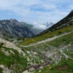 l'Alta via del Sale: antico tracciato di alta quota nelleAlpi Marittime