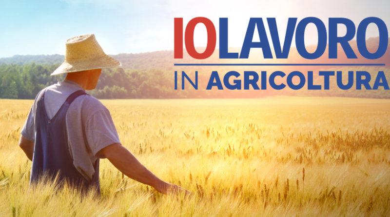 io lavoro in agricoltura Regione Piemonte
