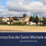 Online la pagina FB della Parrocchia dei SS. Michele e Pietro di Felizzano