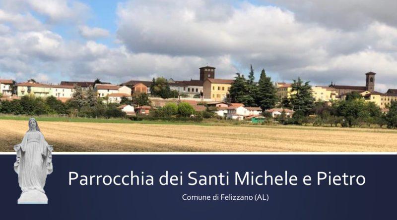Pagina Facebook Parrocchia Felizzano