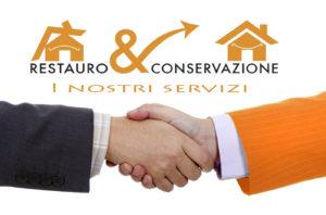 restauroeconsrevazione i nostri servizi