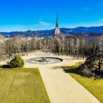 Riaprono al pubblico i giardini reali di Torino