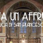 Crowdfunding: salva un affresco della Basilica di San Francesco di Assisi