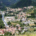 Montoggio in Alta Val Scrivia: il borgo di Montemoro ed il lago del Valnoci