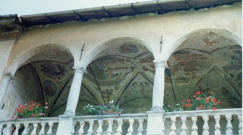 Palazzo Madama Rossi a Visone (Al)