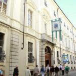Palazzo Ottolenghi ad Asti attuale sede del Museo del Risorgimento