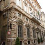 Strada Nuova (attuale Via Garibaldi) a Genova: la bellezza di Palazzo Carrega Cataldi