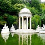 La storica dimora nobiliare di Villa Durazzo Pallavicini nel quartiere di Genova Pegli