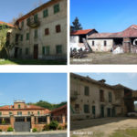 """Dalle """"linee guida"""" del Gal Borba (A.Caldini-D.Bosia) la tipologia edilizia degli edifici a """"L"""", a """"C"""" e """"in linea"""""""