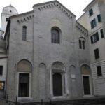 La Chiesa di Santa Maria di Castello nel cuore storico di Genova