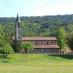 Il primo edificio dei monaci cistercensi fuori dal territorio francese: l'Abbazia di Tiglieto