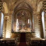 Una perla del Monferrato: l'abbazia di Santa Giustina a Sezzadio