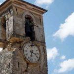 Torri e campanili edifici ad elevata vulnerabilità sismica