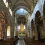 Nella centrale Piazza Cairoli ad Asti il santuario di San Giuseppe