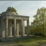 Nella splendida cornice di Villa Ottolenghi a Borgo Monterosso: il tempio di Herta
