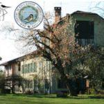 Il complesso della Villa Paolina nei boschi della Valmanera oasi WWF