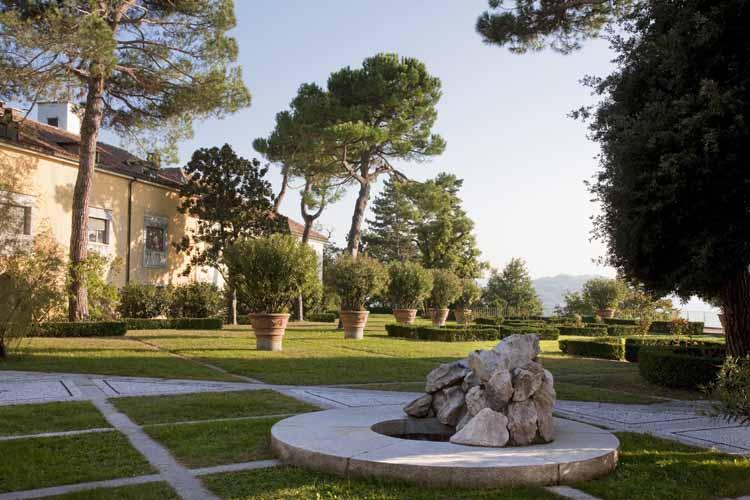Pietro porcinai e il giardino formale di villa ottolenghi for Pietro porcinai