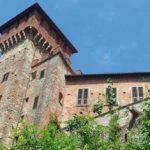 Tra Piemonte e Liguria il borgo con ricetto di Carpeneto