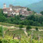 Nell'area del Parco delle Capanne di Marcarolo il bellissimo borgo di Lerma