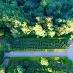 """Il Comune alessandrino di Gabiano e il suo famoso """"labirinto"""""""