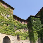 L'antico borgo medievale di Tagliolo Monferrato nel basso Piemonte