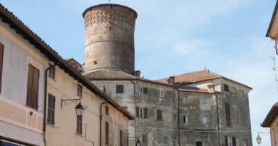 Nella Valle Orba zona dell'Oltregiogo l'insediamento medievale di Rocca Grimalda