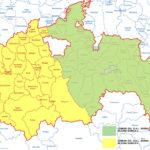 La vulnerabilità sismica del territorio in area G.A.L. Borba
