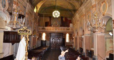 Continua il cantiere di San Pietro a Felizzano: via al restauro delle cappelle