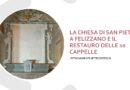 La Chiesa di San Pietro a Felizzano e il restauro delle 10 cappelle