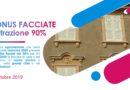 """Novità """"Bonus facciate"""" sgravio 90% per il recupero delle facciate esterne"""