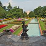 Gli splendidi giardini di Villa Taranto a Verbania in Piemonte
