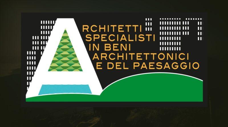 Architetti Specialisti in Beni Architettonici e del Paesaggio - SSBAP