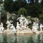 Il meraviglioso parco della Reggia di Caserta opera del Vanvitelli